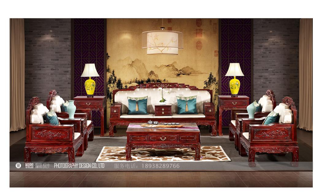 高端红木家具摄影-东莞市锐图摄影设计有限公司